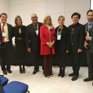 Parte dos Professores do Congresso
