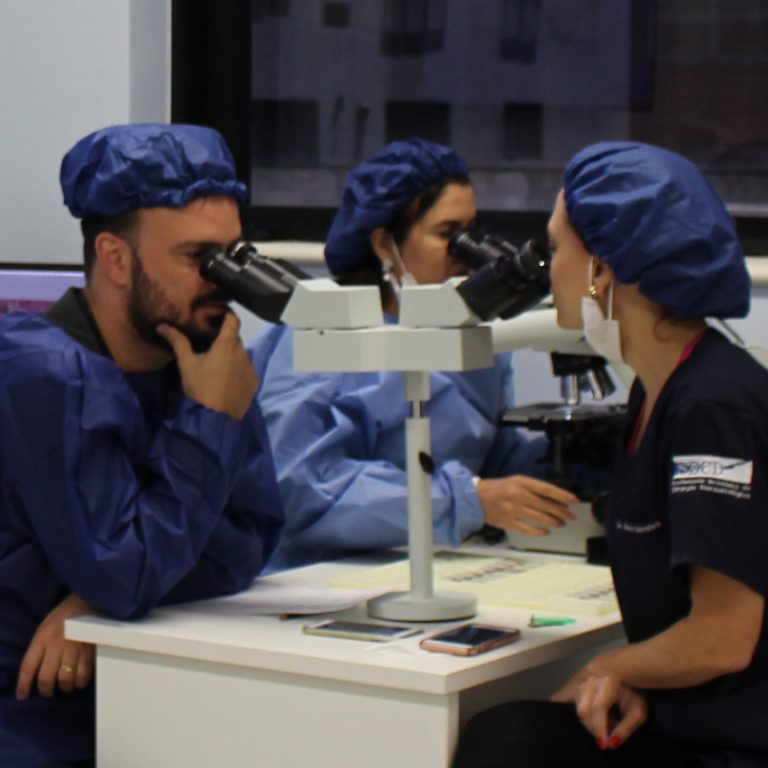 Professores Curso de Cirurgia Micrográfica - Destacada