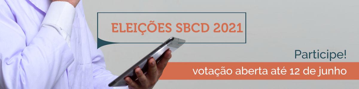 Eleições 2021 - Votação aberta